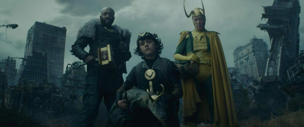 Loki: Boastful Loki, Kid Loki, Classic Loki The Nerdy Basement