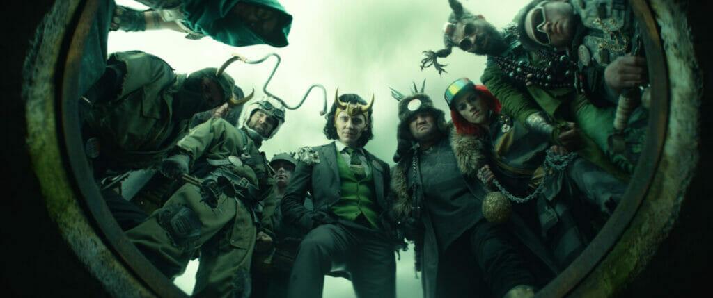 President Loki - Loki Episode 5 The Nerdy Basement