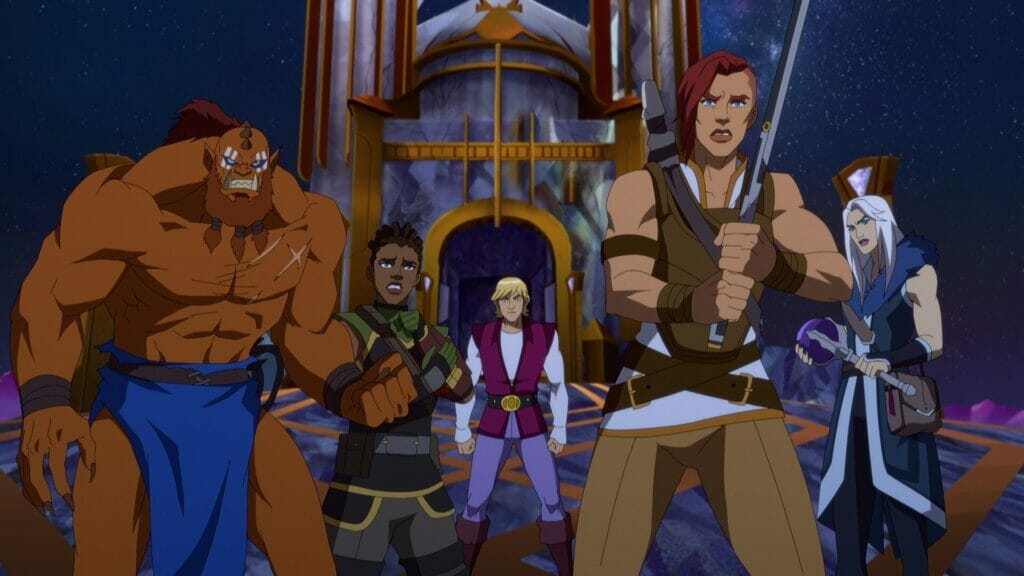 Masters of the Universe: Revelation Official Trailer The Nerdy Basement