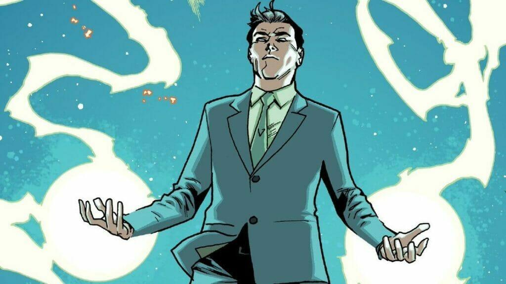 Mr. Gryphon (Nathaniel Richards) Qeng Enterprises Loki Episode 5 The Nerdy Basement