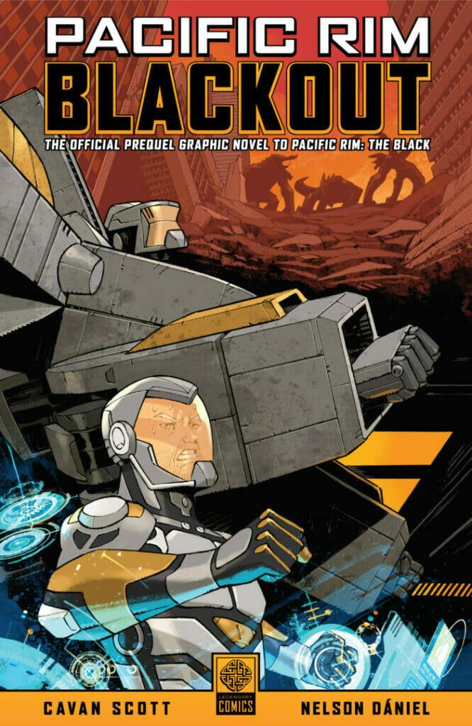 Pacific Rim: Blackout Legendary Comics The Nerdy Basement