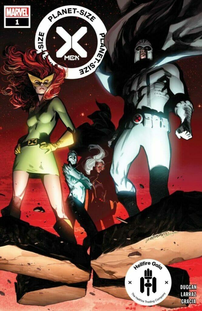 Planet Sized X-Men Comics in the Basement Ep. 42