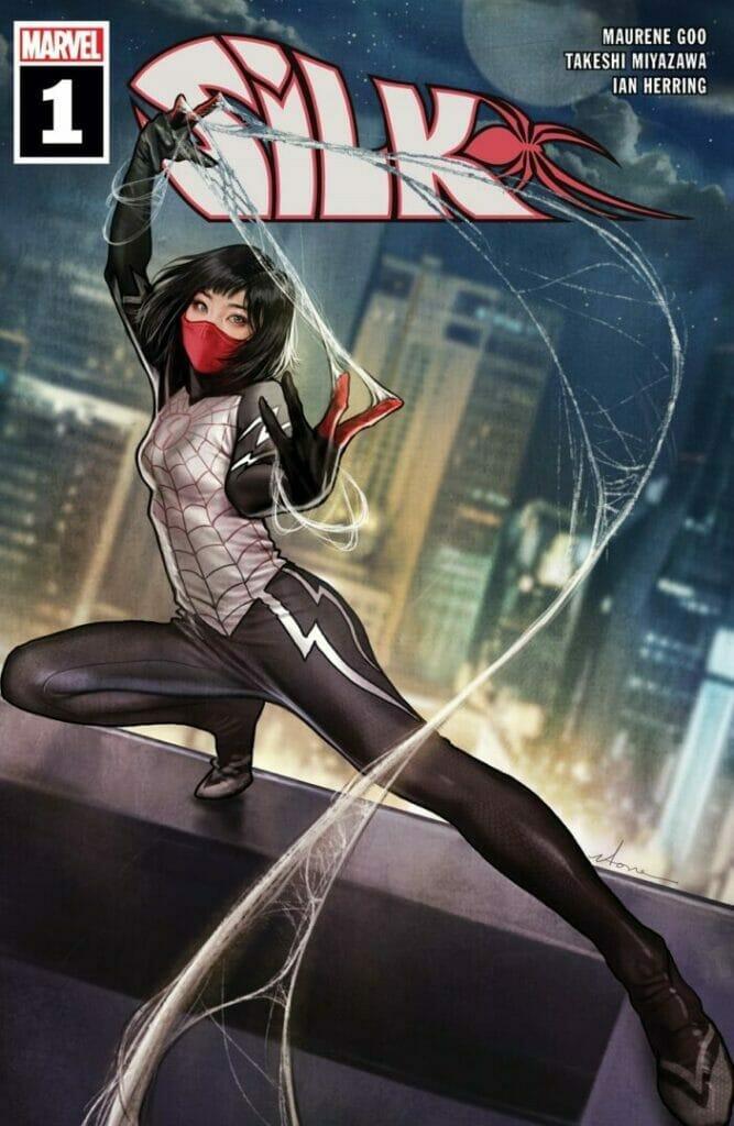 Marvel Unlimited July 2021 Silk The Nerdy Basement
