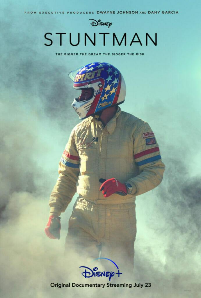 Stuntman Poster The Nerdy Basement