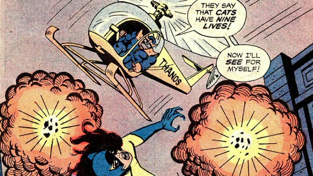 Thanos Copter Loki Episode 5 The Nerdy Basement