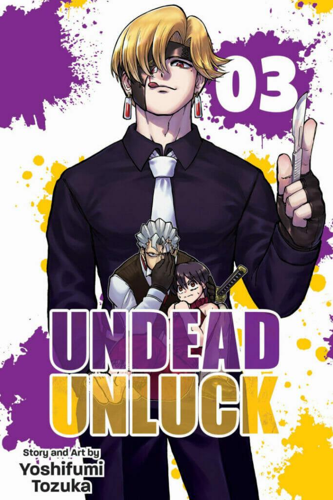 Undead Unluck The Nerdy Basement
