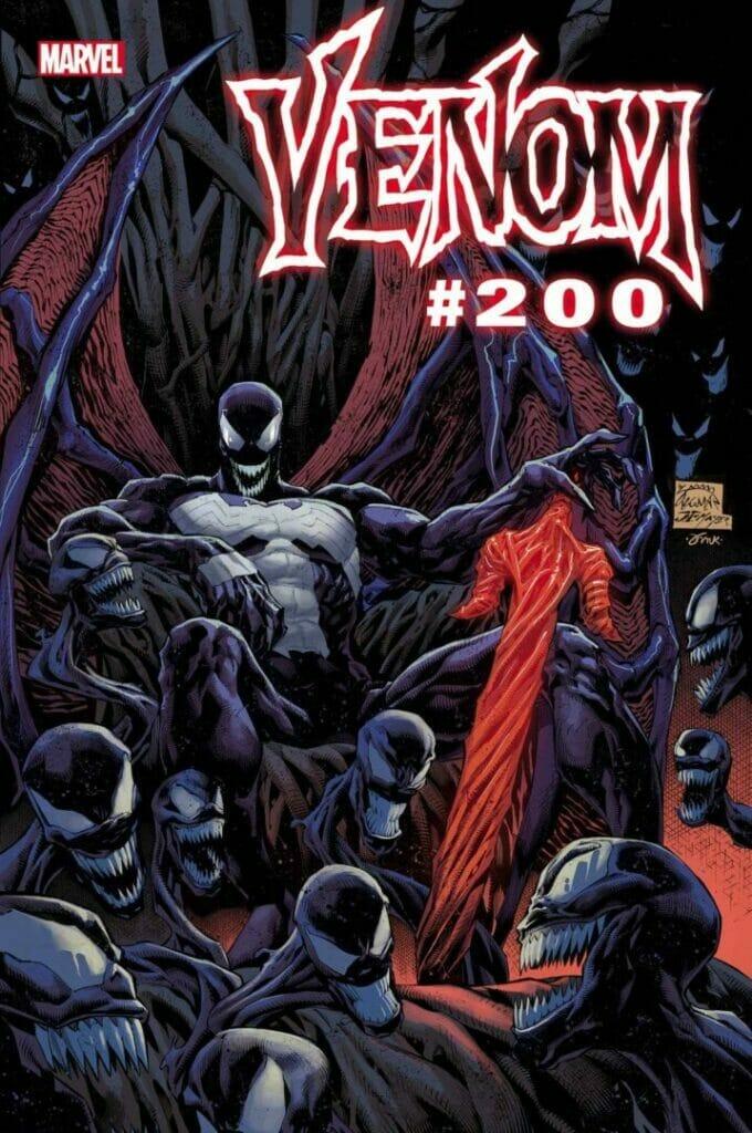 Venom #200 Comics in the Basement