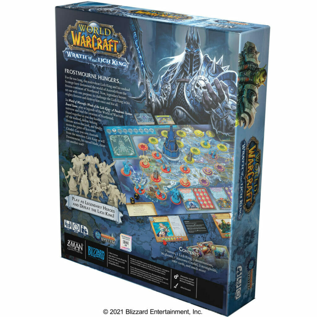 War of Warcraft: Wrath of the Lich King The Nerdy Basement