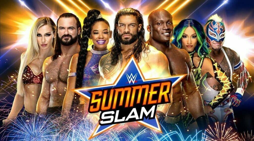 WWE SummerSlam TikTok Ring Announcer Contest The Nerdy Basement