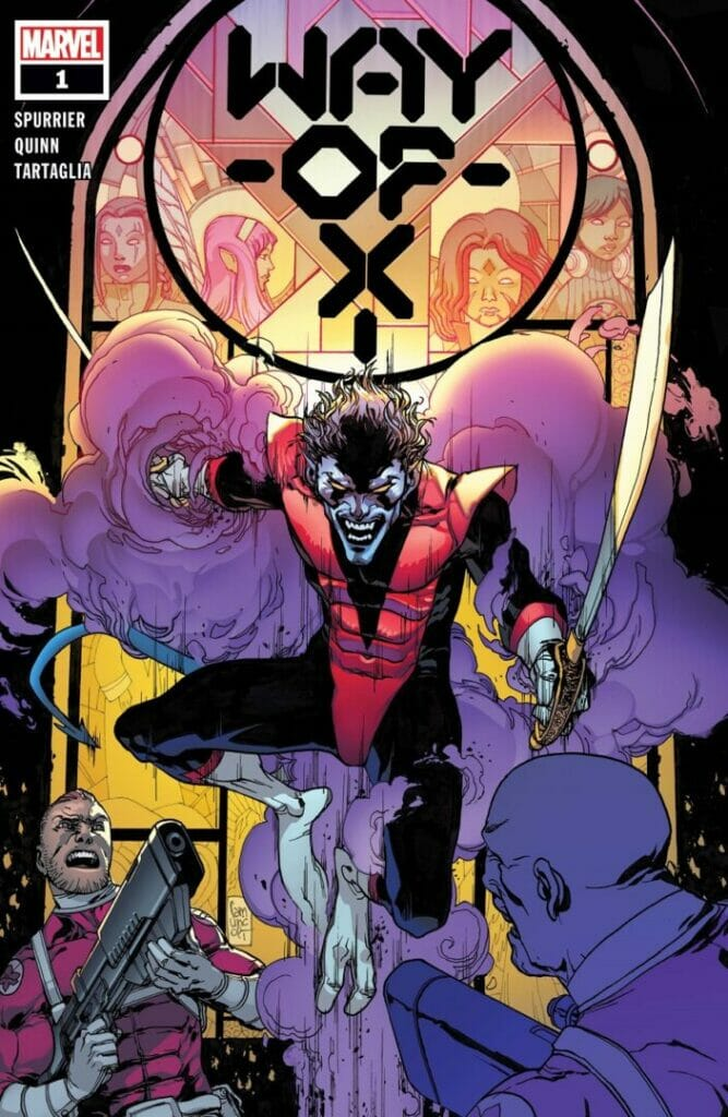Marvel Unlimited July 2021 Way of X The Nerdy Basement