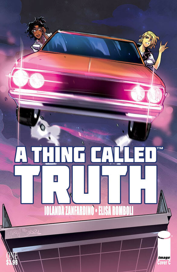 A Thing Called Truth Image Comics The Nerdy Basement
