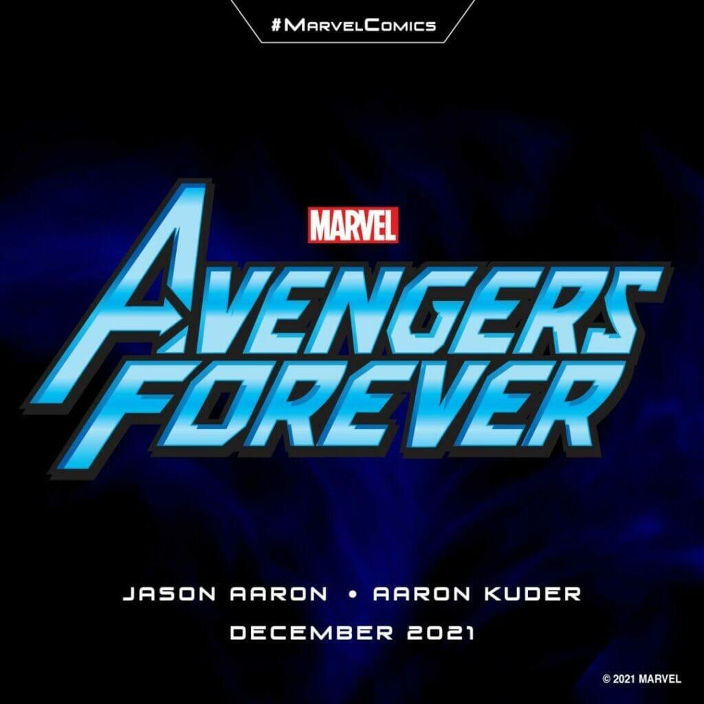 """Marvel Comics """"Avengers Forever"""" The Nerdy Basement"""