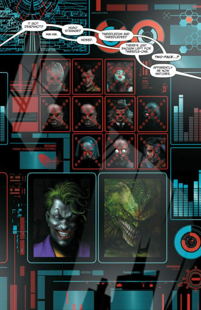Batman Reptilian #3 The Nerdy Basement