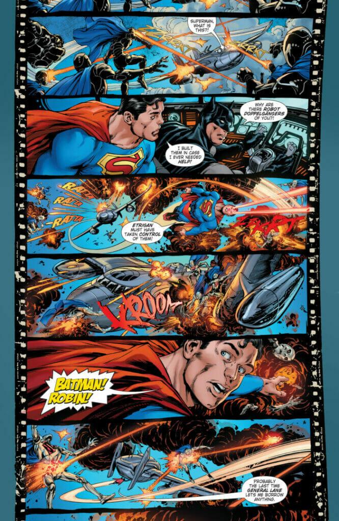 Batman/Superman #21 The Nerdy Basement