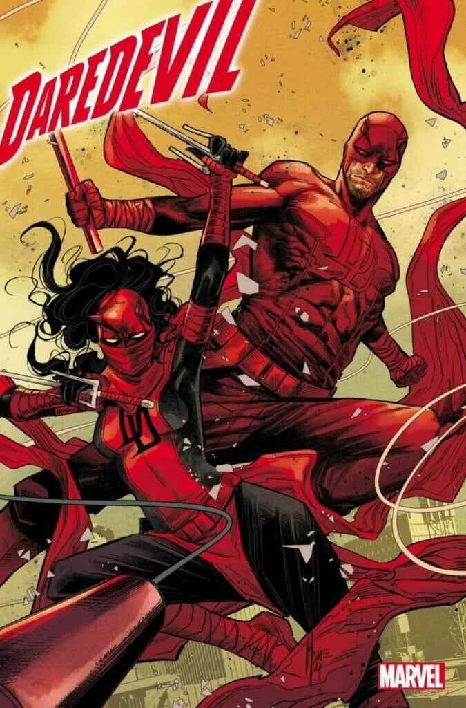 Daredevil #36 Marvel Comics The Nerdy Basement
