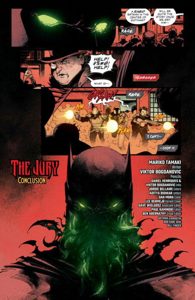 Detective Comics #1042 The Nerdy Basement