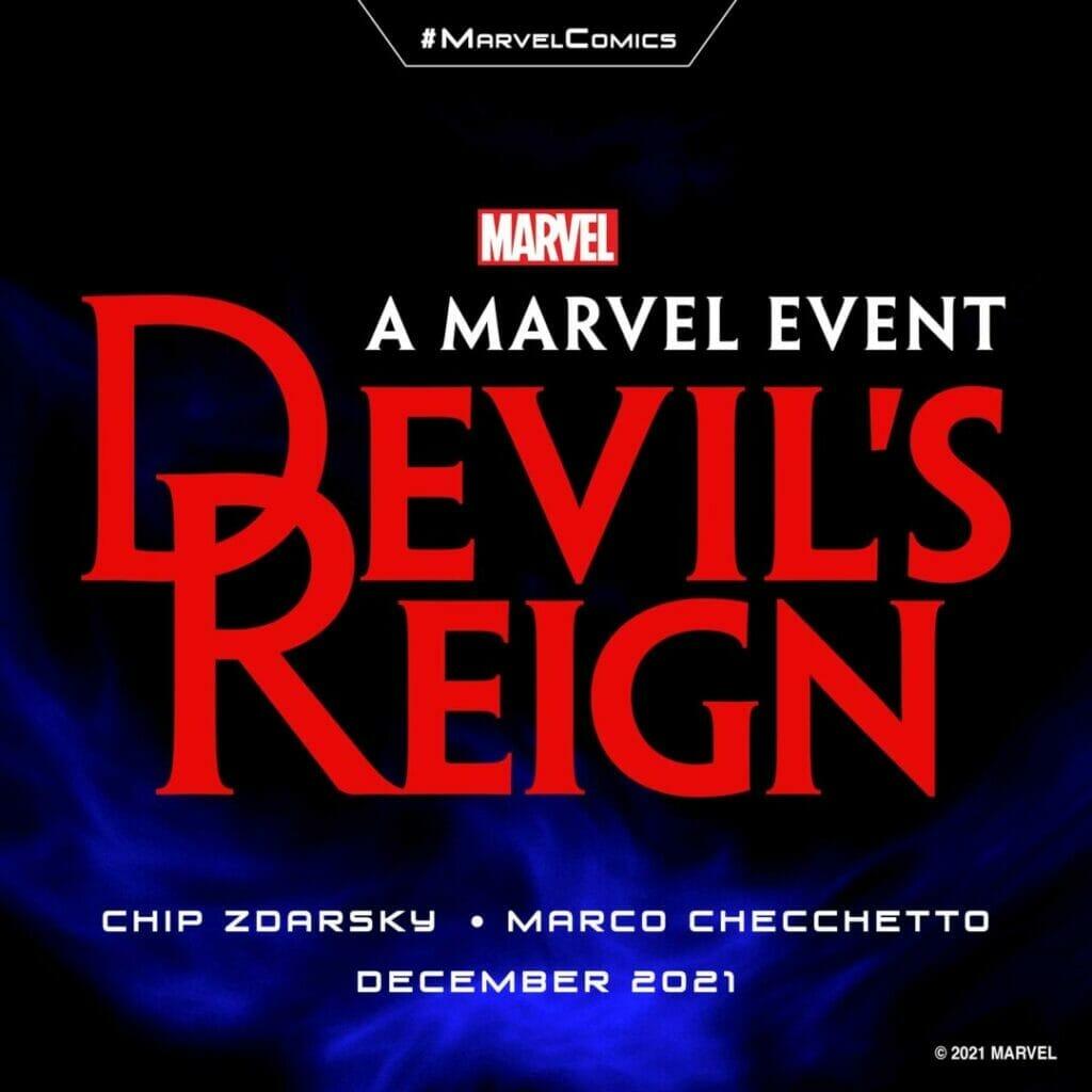 "Marvel Comics ""Devil's Reign"" The Nerdy Basement"