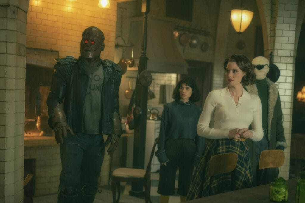 Doom Patrol Season 3 HBO Max September 2021 The Nerdy Basement