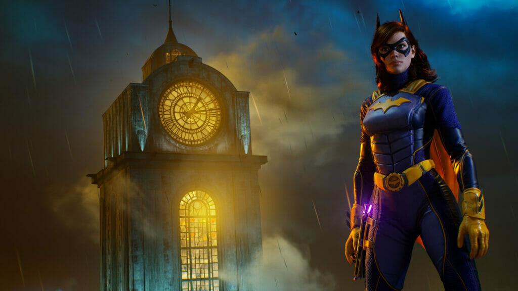 DC FanDome Gotham Knights The Nerdy Basement