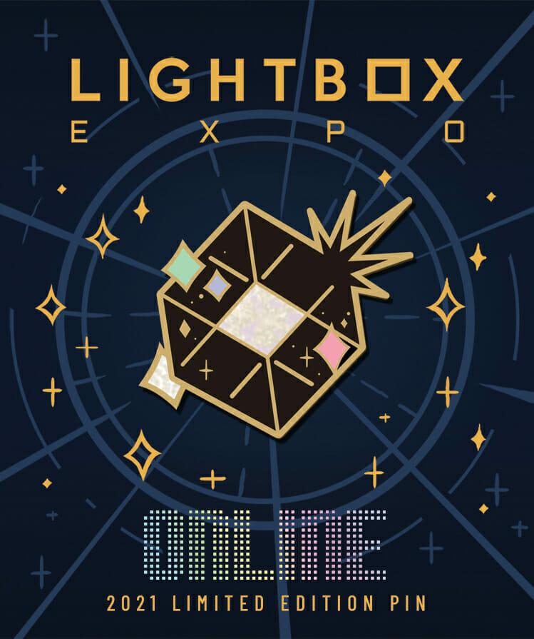 LightBox Expo Online 2021 The Nerdy Basement