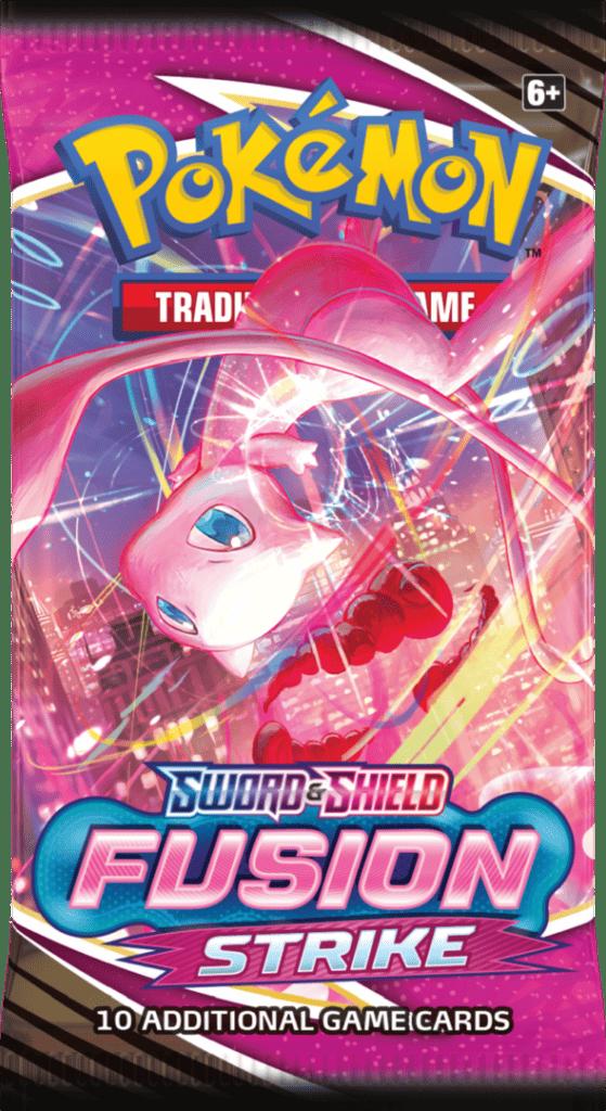 Pokemon TCG Fusion Strike The Nerdy Basement