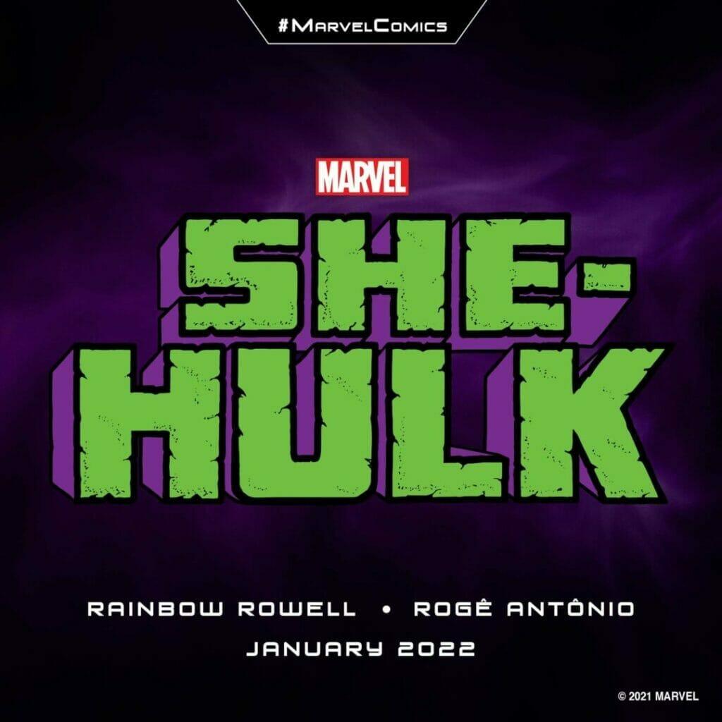 "Marvel Comics ""She-Hulk"" The Nerdy Basement"