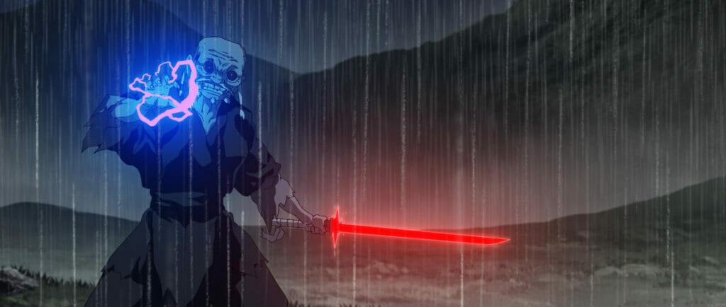 Star Wars: Visions Anime Disney+ The Nerdy Basement