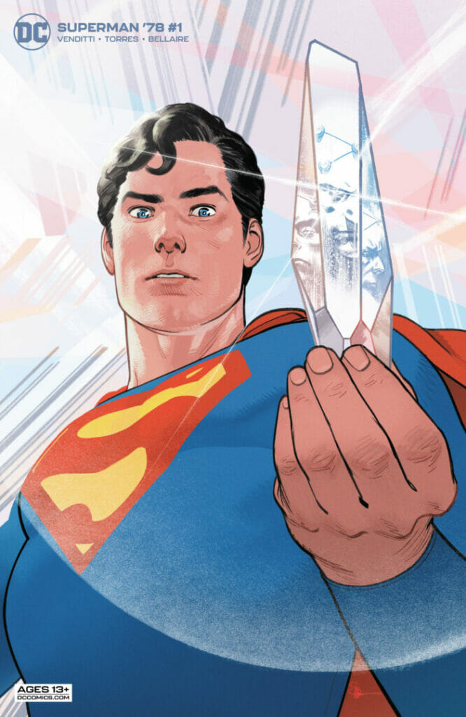 Superman '78 #1 The Nerdy Basement
