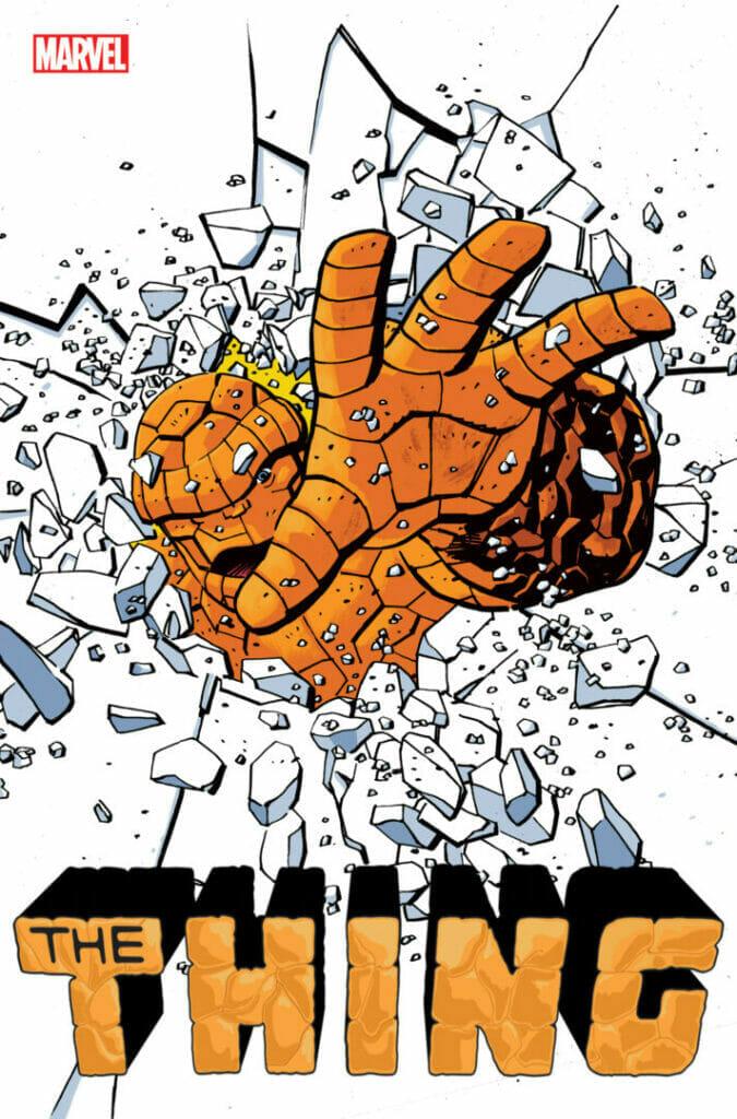Marvel Comics Thing #1 (2021) The Nerdy Basement