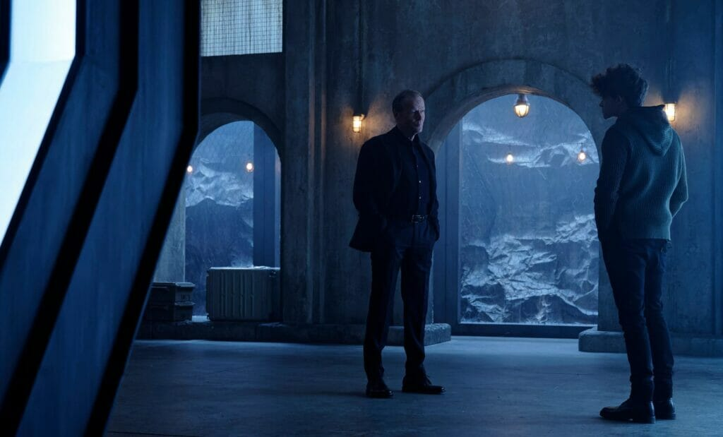 Titans Season 3, Episode 5 - Lazarus Review The Nerdy Basement