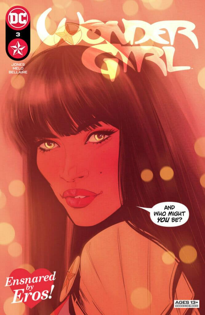 Wonder Girl #3 The Nerdy Basement