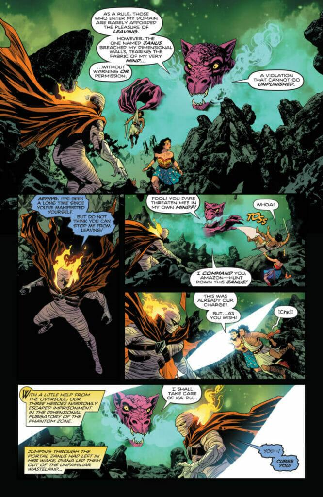 Wonder Woman #778 The Nerdy Basement