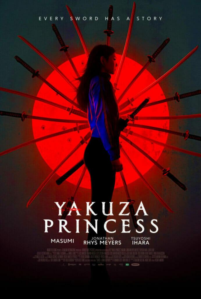 Yakuza Princess Poster The Nerdy Basement