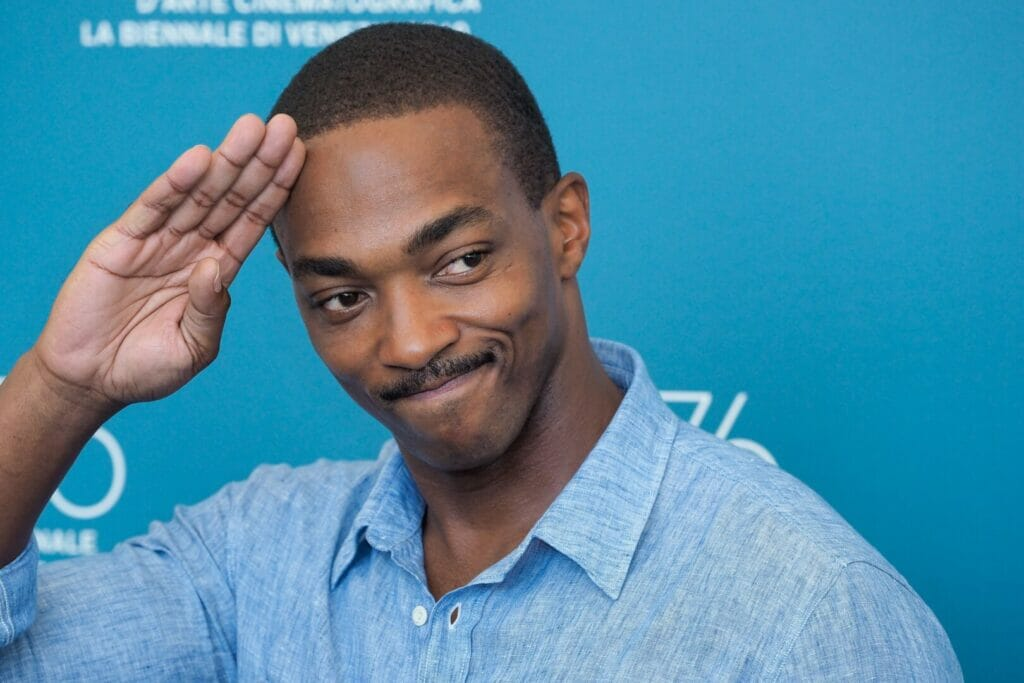 Anthony Mackie Twisted Metal Tv Series The Nerdy Basement