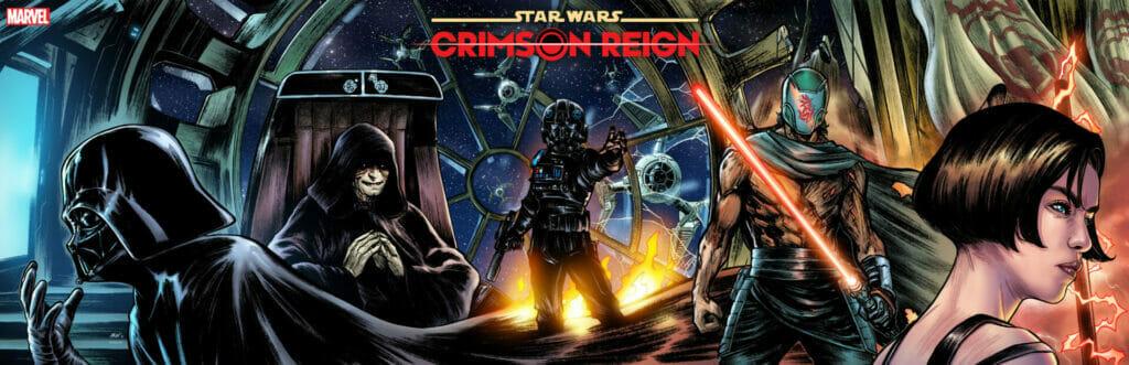 Marvel Comics Star Wars: Crimson Reign #1 The Nerdy Basement