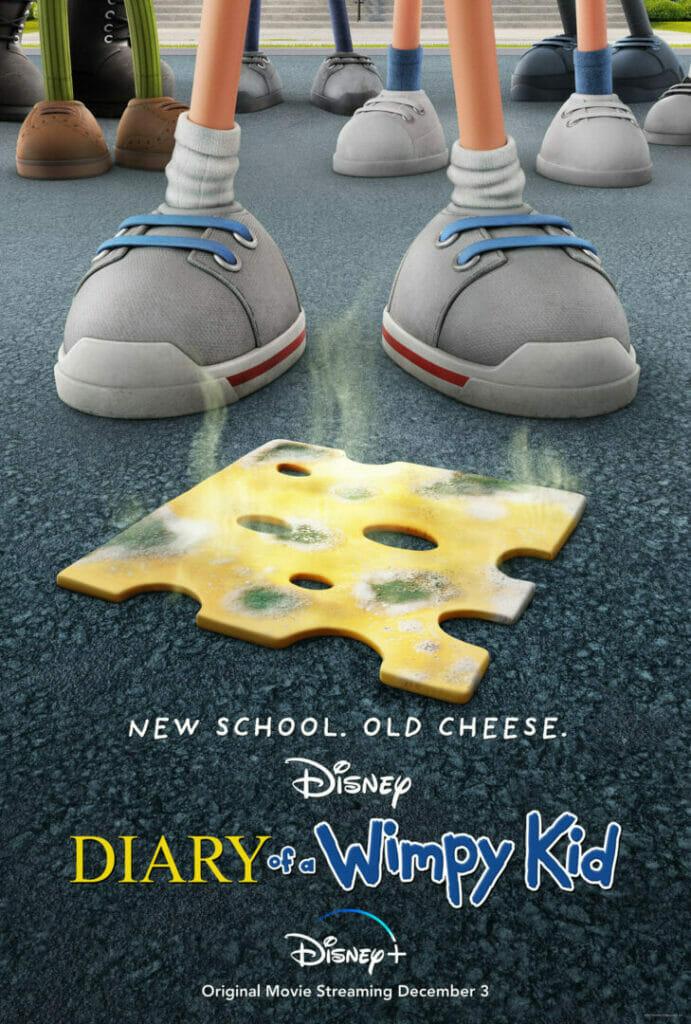 Diary of a Wimpy Kid Disney Plus Film The Nerdy Basement