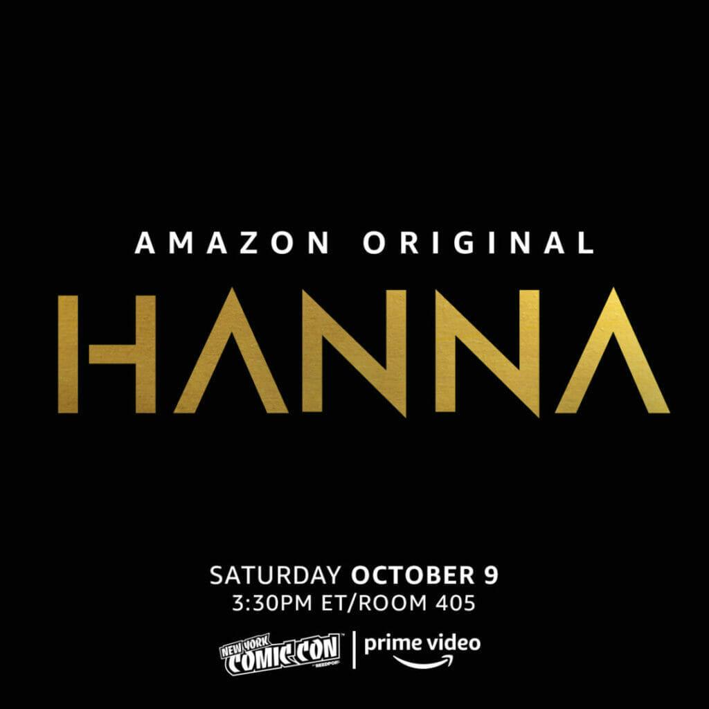 New York Comic Con Hanna The Nerdy Basement