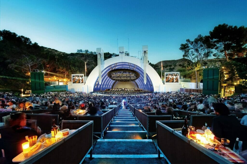 Hollywood Bowl The Nerdy Basement