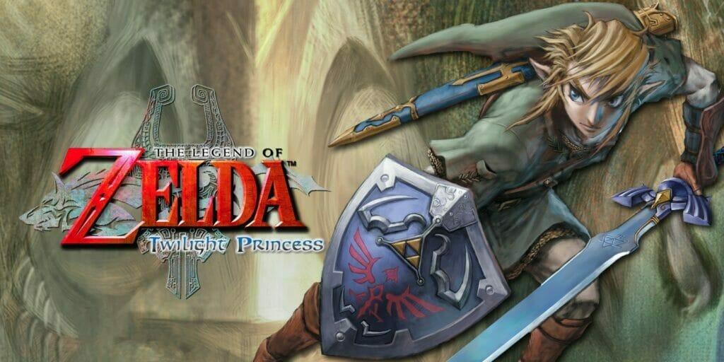 The Legend of Zelda: Twilight Princess Nintendo GameCube The Nerdy Basement