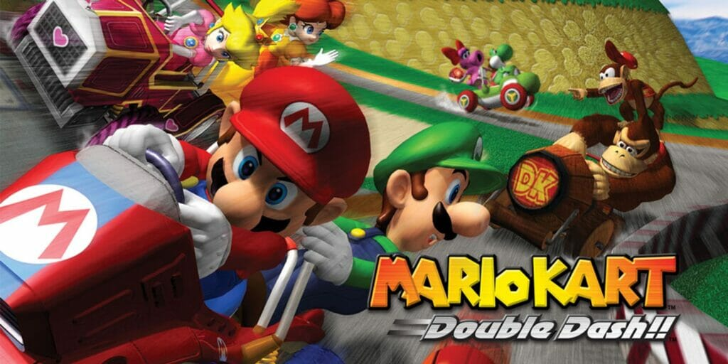 Mario Kart: Double Dash Nintendo GameCube The Nerdy Basement