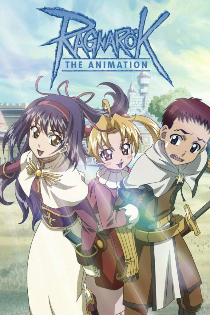 Ragnarok: The Animation The Nerdy Basement