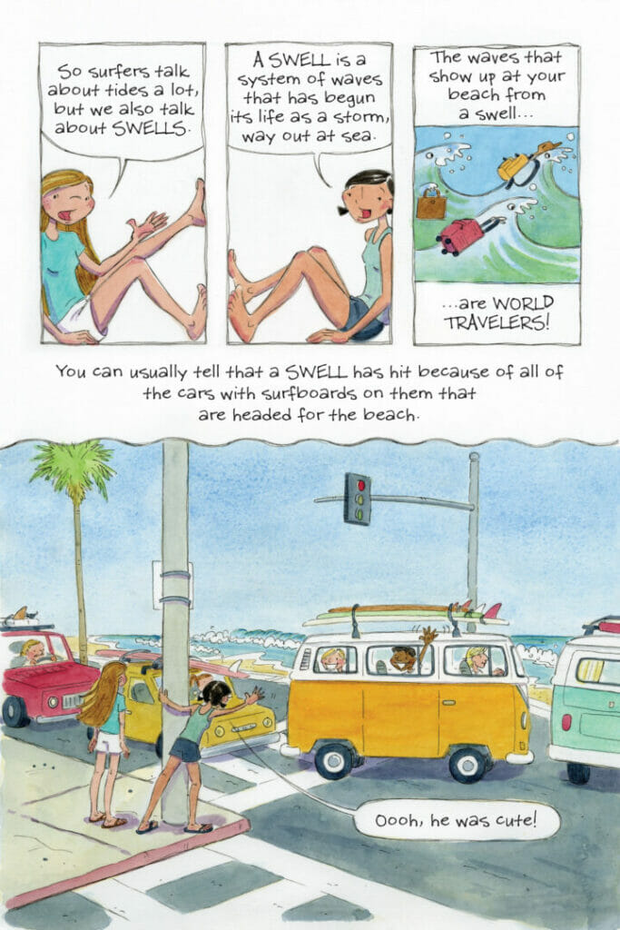 The Science of Surfing: A Surfside Girls Guide to the Ocean Kim Dwinell Interview The Nerdy Basement