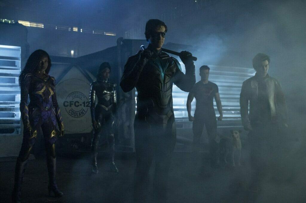 "Titans Season 3, Episode 7 ""51%"" Review The Nerdy Basement"