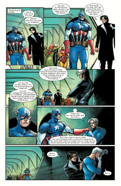 X-Men: The Trial of Magneto #2 Review The Nerdy Basement