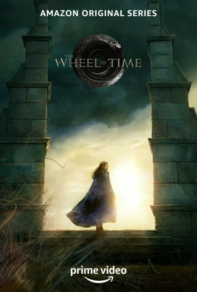 The Wheel of Time Key Art Amazon Prime Video The Nerdy Basement