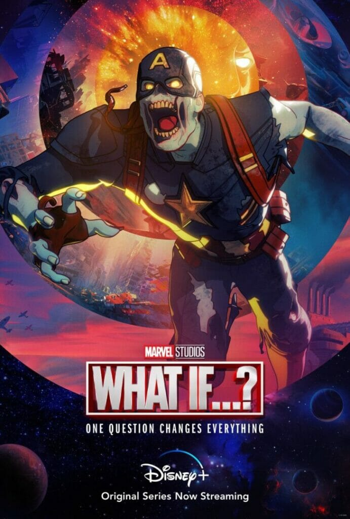 What If Zombies Captain America The Nerdy Basement