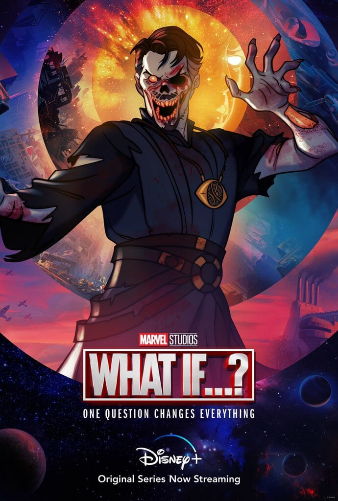 What If Zombies Doctor Strange The Nerdy Basement