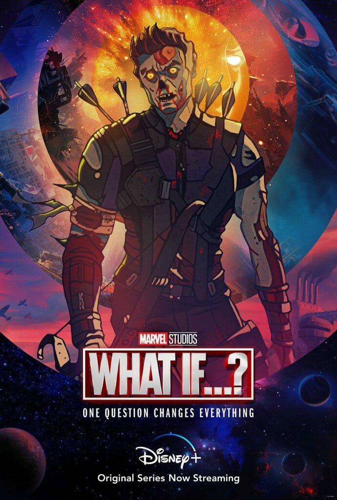 What If Zombies Hawkeye The Nerdy Basement