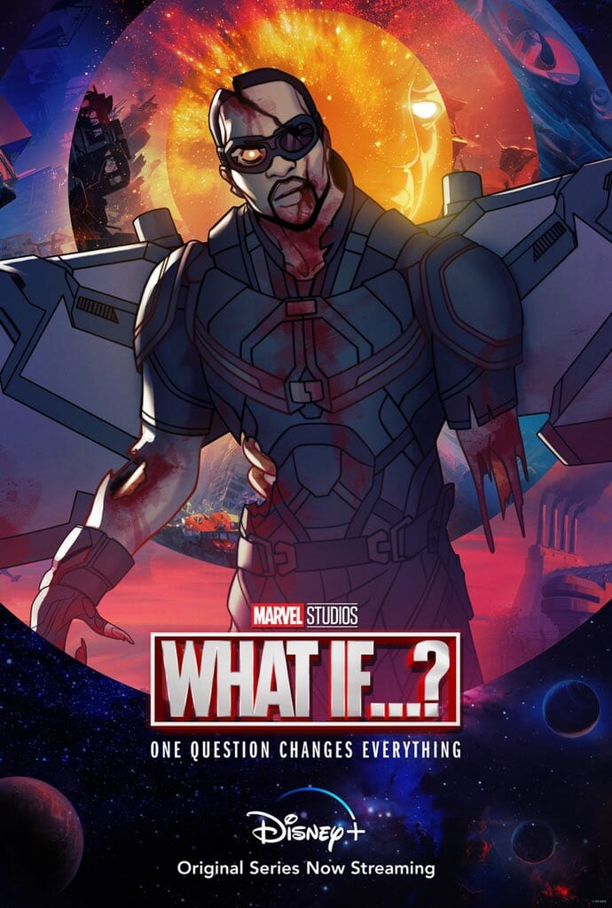 What If Zombies Sam Wilson The Nerdy Basement