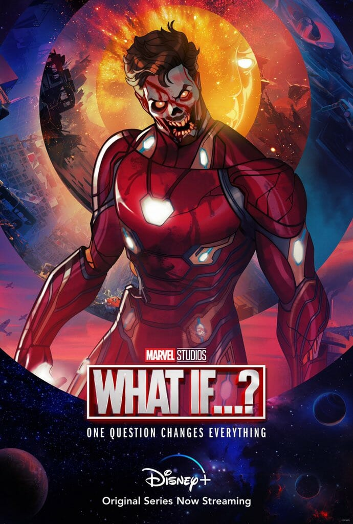What If Zombies Tony Stark The Nerdy Basement